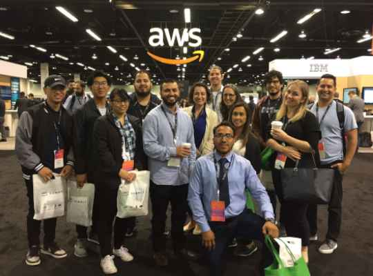 The AWS Summit Anaheim is a free event designed to bring together the cloud computing community to connect, collaborate, and learn about AWS.
