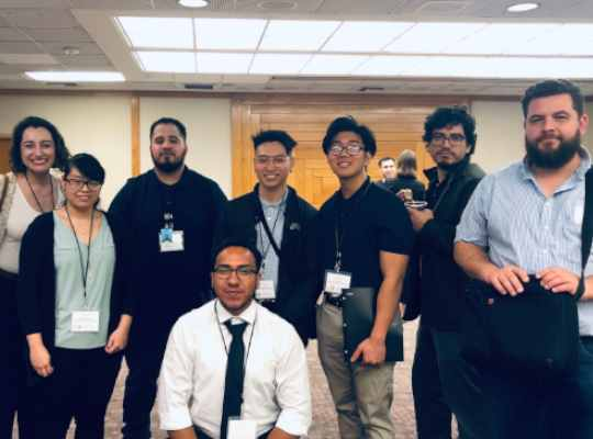 UCR students showed off their final projects of their bootcamp